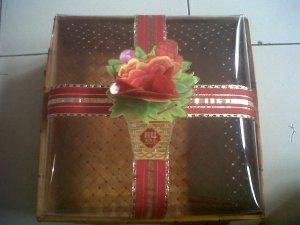 Ini dia Box cantik Paket Imlek Siomaymami